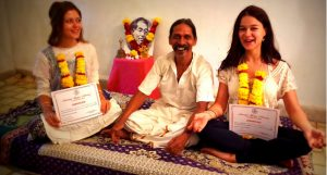 Reiki certification at Aranya yoga in Palolem, Goa