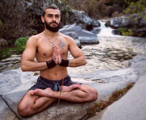 Dani Yogi teacher at Aranya Yoga