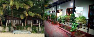 Accommodation in Palolem, Goa